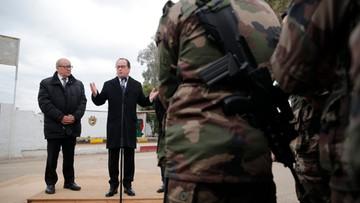 Hollande: walka z IS w Iraku to zapobieganie terroryzmowi we Francji