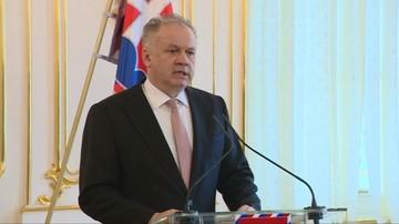 Prezydent Słowacji zaakceptował skład nowego rządu. Premier Fico ustąpił po zabójstwie dziennikarza