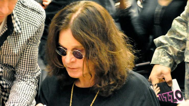 Ozzy Osbourne wyznał, że zmaga się z nieuleczalną chorobą
