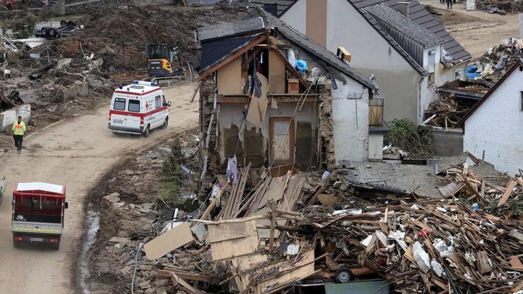 Niemcy po powodzi obawiają się super-rozprzestrzeniania się wirusa
