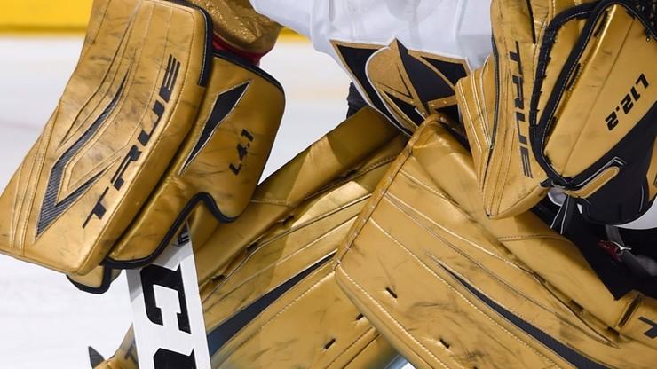 NHL: Vegas Golden Knights dogonili lidera ligi. Washington Capitals nie wykorzystali szansy