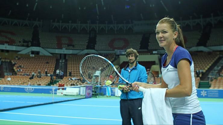 Rankingi WTA: Radwańska utrzymała pozycję