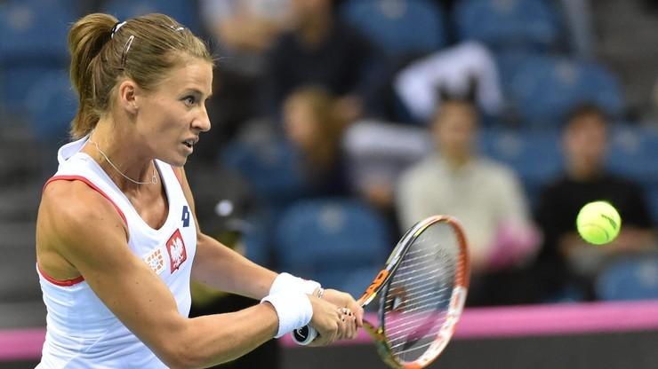 WTA w Hiroszimie: Awans Rosolskiej do ćwierćfinału debla