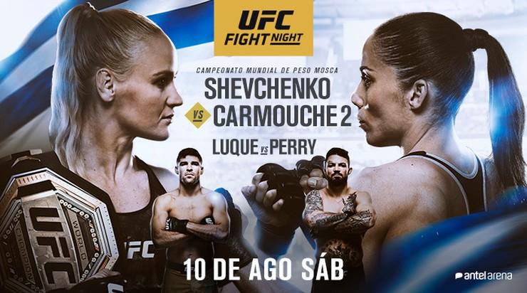 UFC w Montevideo: Transmisja gali z udziałem Polaka w Polsacie Sport Extra