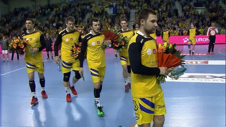 Bohaterowie EHF Euro 2016 uhonorowani przez Vive! (WIDEO)