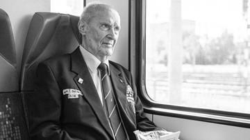Zmarł żołnierz AK ppłk Tadeusz Barański