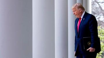 Trump sprawdził, czy ma koronawirusa. Podano wynik testu