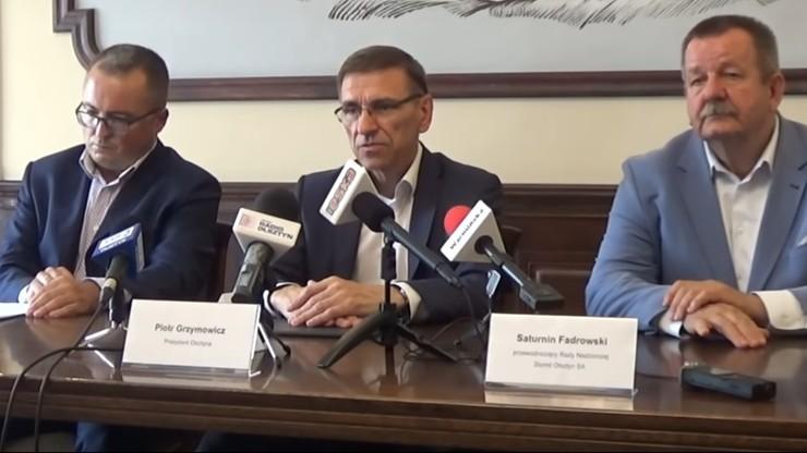 Prezes Stomilu Olsztyn przedstawił plany na przyszłość klubu