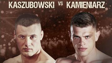 KSW 55: Krystian Kaszubowski skrzyżuje rękawice z Jakubem Kamieniarzem