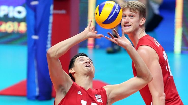 Puchar Świata: Stany Zjednoczone - Rosja. Relacja i wynik na żywo