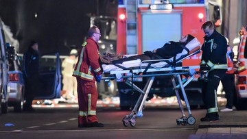 Berlin: ciężarówka wjechała w tłum. W kabinie znaleziono ciało Polaka