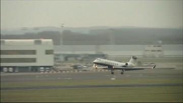 Lotnisko w Zaventem wznowiło działalność