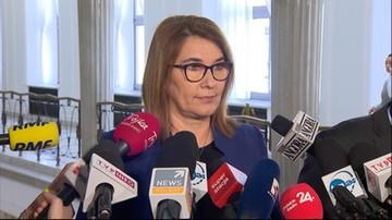 Mazurek: niektóre szkoły będą musiały skorzystać z ustawy maturalnej