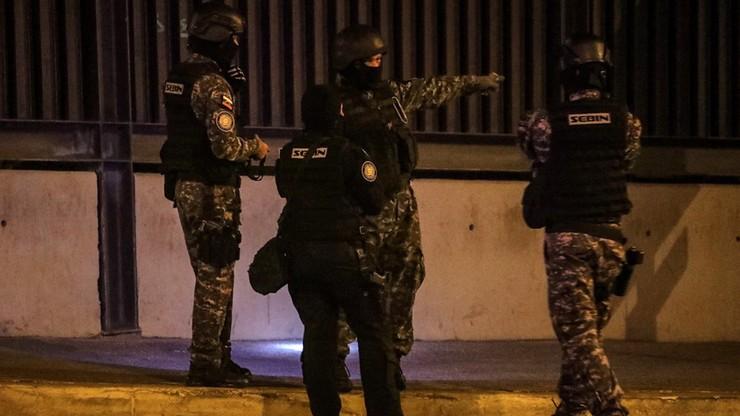 """Helikopter ostrzelał budynek Sądu Najwyższego w Wenezueli. """"To zamach stanu"""""""