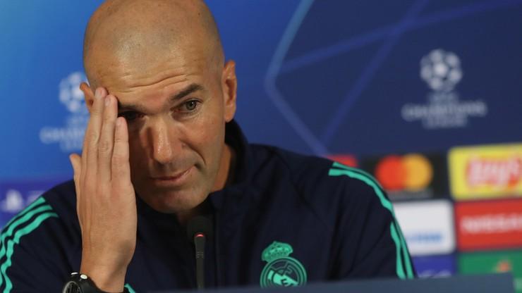 Zidane straci pracę, jeśli przegra z Galatasaray? Są potencjalni następcy