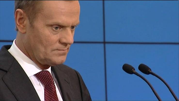 Donald Tusk stawi się przed komisją śledczą ds. Amber Gold. Znamy datę przesłuchania