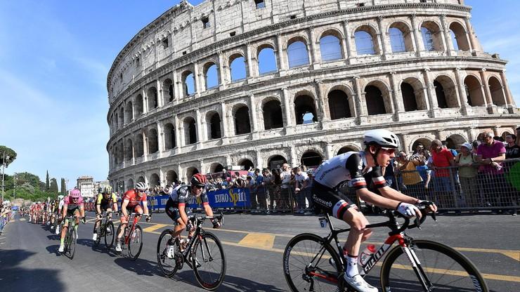 Giro d'Italia znów opuszcza Włochy. Aż trzy etapy poza granicami kraju