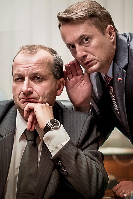 """Satyryczno-polityczne """"Ucho prezesa"""" od 4 stycznia w Czwórce"""