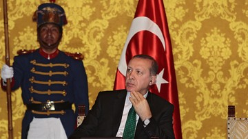Turcja: Erdogan oskarża USA o wspieranie syryjskich Kurdów