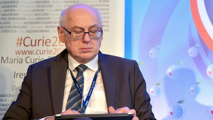 Krasnodębski: UE nie może zmusić państw członkowskich do wykonania wyroku TS. Przecież Rada nie będzie dokonywała interwencji zbrojnej