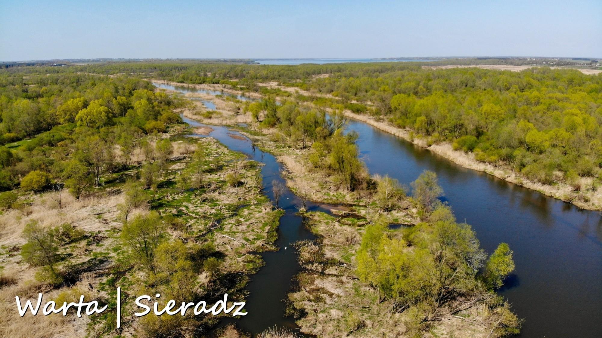 Polskie rzeki z lotu ptaka - zdjęcie 1