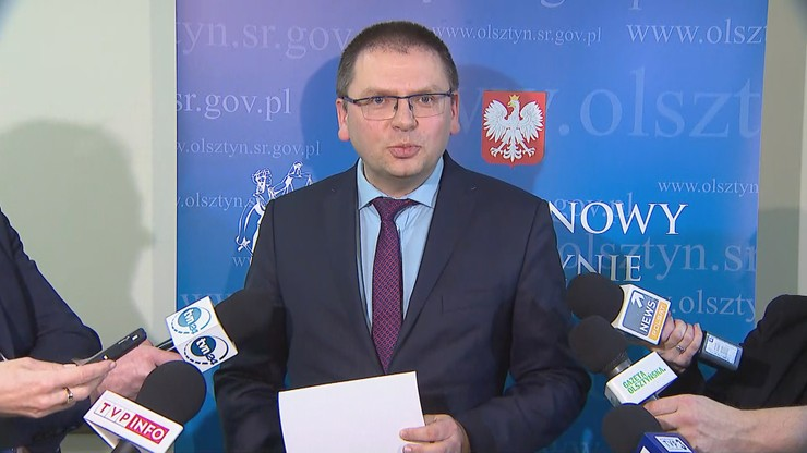 """""""Ma prawo przyjść do sądu, ale od tej chwili nie sądzi"""". Prezes sądu o zawieszeniu Juszczyszyna"""