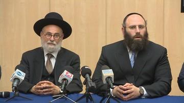 Rabini: rosnącej fali antysemityzmu mogą zaradzić władze kraju, w którym do tego zjawiska dochodzi