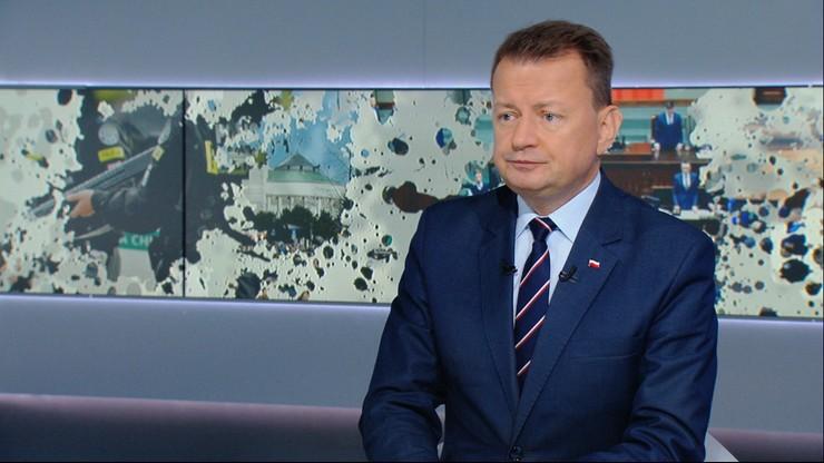 Prezes PiS odejdzie na emeryturę? Błaszczak odpowiada