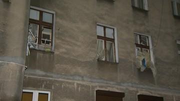 Wybuch gazu w kamienicy w Poznaniu. Jedna osoba ranna, 15 ewakuowanych
