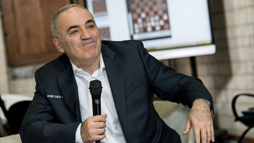 Kasparow w Polsce. Weźmie udział w Festiwalu Szachowym