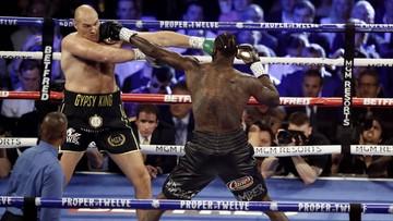 Amerykański szok: Sędzia nakazuje trzecią walkę Wilder - Fury!
