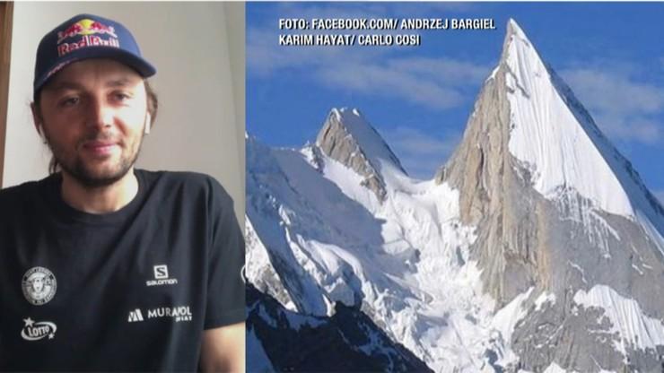 Andrzej Bargiel chce zdobyć Yawash Sar II. Zjedzie z niej na nartach