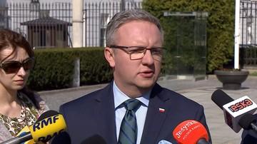 Szczerski: nie byliśmy częścią procesu decyzyjnego, ale byliśmy konsultowani ws. nalotów w Syrię