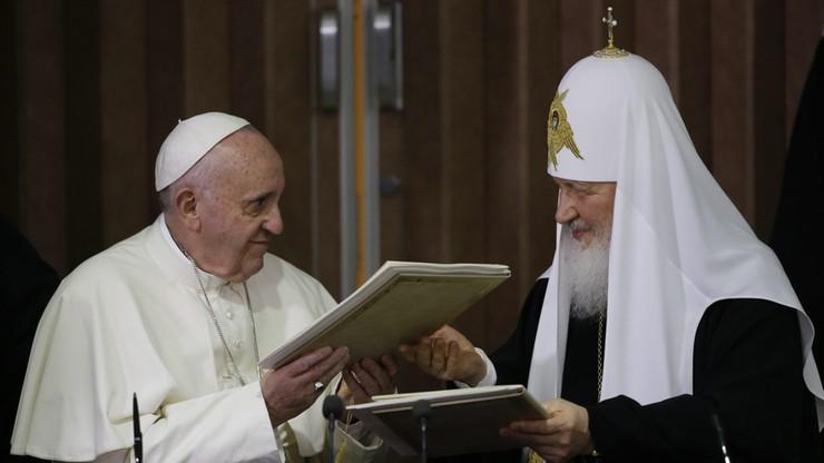 Włoska prasa: podróż Franciszka do Moskwy nie jest już niemożliwa