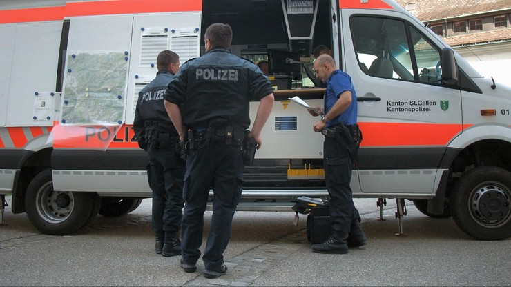 Ojciec zabił troje dzieci i popełnił samobójstwo. Tragedia w Szwajcarii
