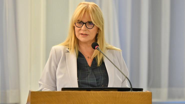 Małgorzata Gosiewska persona non grata w Rosji