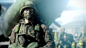 Niemcy rozważają wysłanie Bundeswehry na Litwę