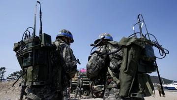 Korea Północna grozi wojną z Koreą Południową