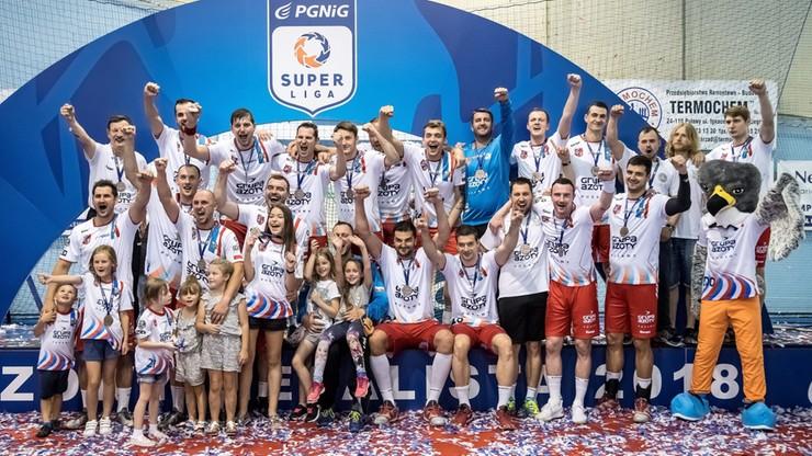 PGNiG Superliga: Brąz dla Azotów Puławy