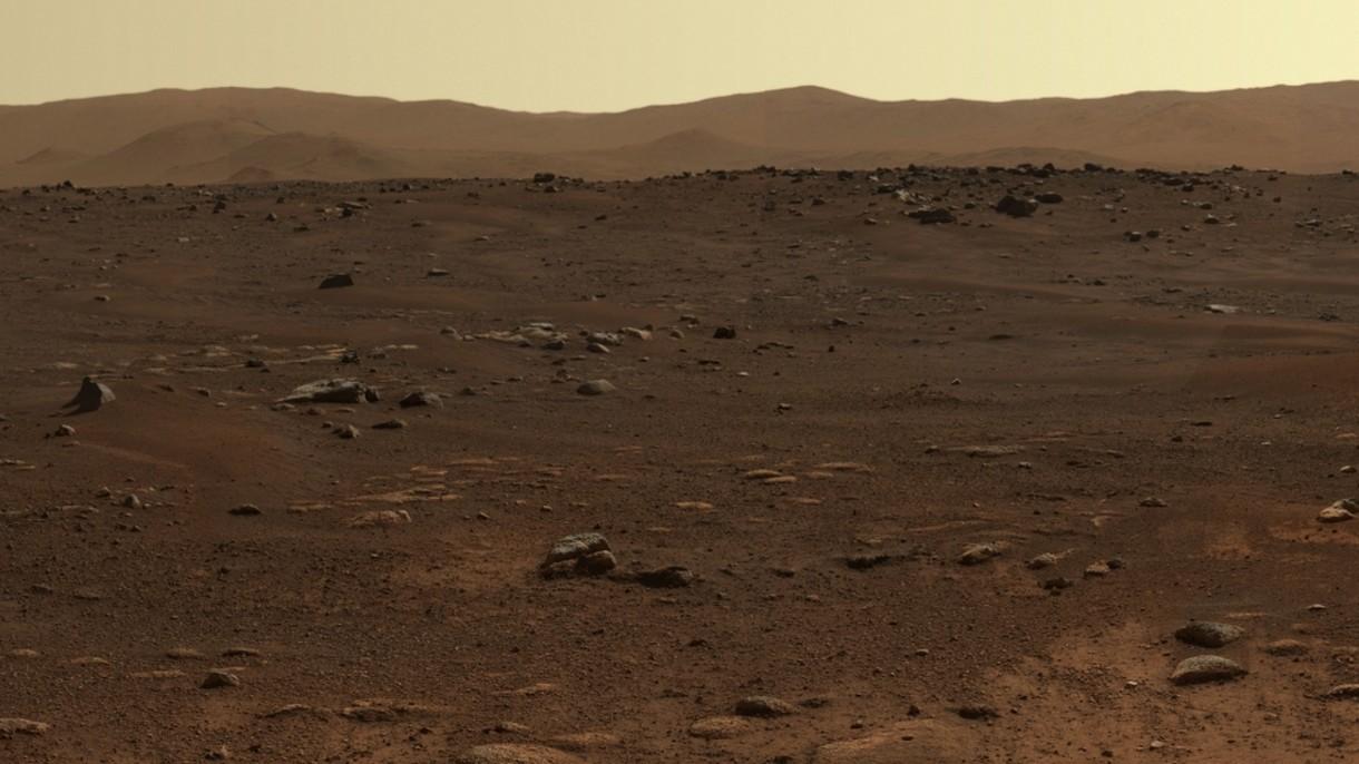 Najnowsze zdjęcia z Marsa od łazika NASA po prostu zapierają dech szczegółowością