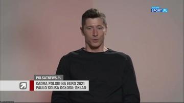 Lewandowski o braku powołania dla Grosickiego: Zrobiło mi się przykro