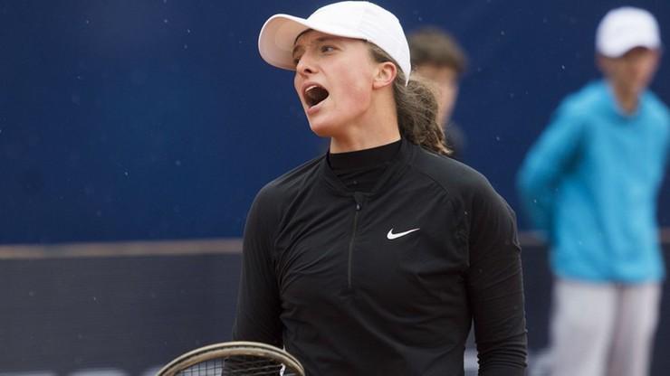 WTA w Pradze: Świątek awansowała do głównej drabinki