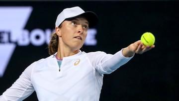 Australian Open: Kiedy Świątek zagra z Halep?