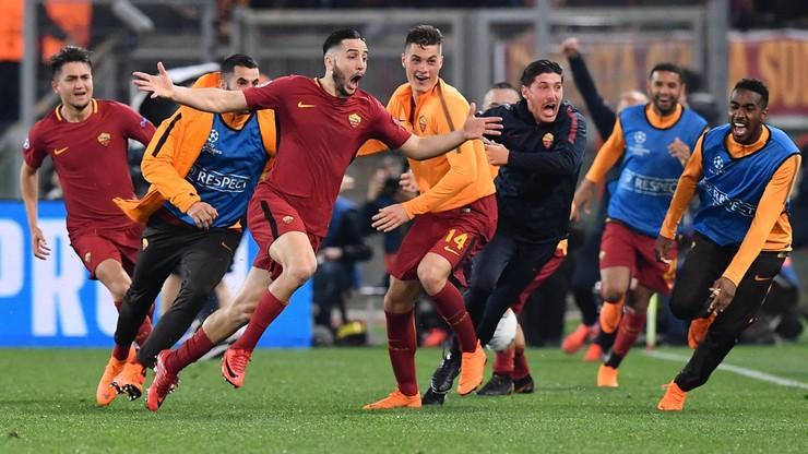 Sensacja w Lidze Mistrzów. Messi i spółka odpadli z rozgrywek po porażce z AS Romą