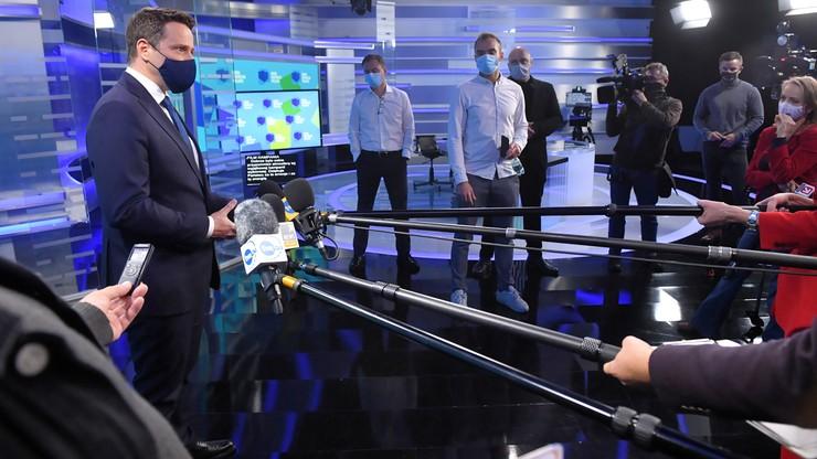 """Trzaskowski: """"Wspólna Polska"""" nie będzie konkurencją dla Platformy Obywatelskiej"""
