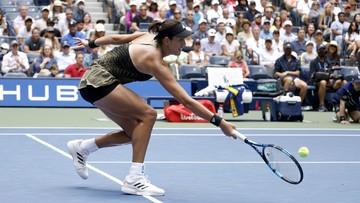 US Open: Muguruza lepsza od Azarenki w meczu utytułowanych tenisistek
