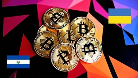 Bitcoin oficjalną walutą w dwóch krajach, w tym u naszego sąsiada