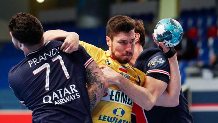 Liga Mistrzów: Bolesna porażka Łomży Vive Kielce z PSG