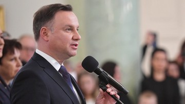 """""""Przemysł wydobywczy i energetyka oparta na węglu fundamentem bezpieczeństwa"""". Prezydent na Barbórkę"""