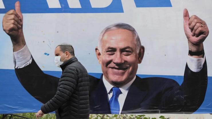 """Albo Netanjahu, albo """"byle nie Netanjahu"""". Wybory w Izraelu"""